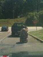 http://www.failepicfail.com/wheelchair-man-scooter-epic-fail-1879