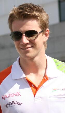 Nico Hulkenberg 2011