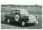 Austin Lancer at 1960 Armstrong 500