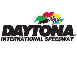 Daytona International Speedway logo 2010