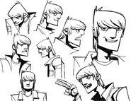 Mike Character Sheet by David Vandervoort