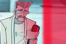 Character Dr. Hudson