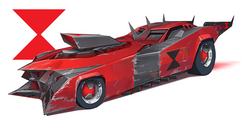 Red Car (motorcity)