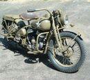 Harley-Davidon WLA 42