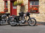 Motorcycles in Windermere
