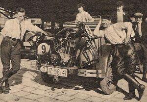 Sarolea 500cc R 1931 32 Pätzold