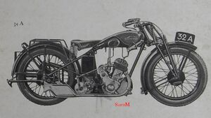 Sarolea 350 34 A