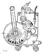 Getriebe Zeichnung 1