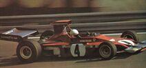 Arturo Merzario Ferrari 312B3 Scuderia Ferrari
