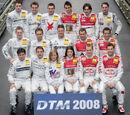 DTM-Saison 2008