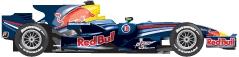 Formel-1-Saison 2008 Red Bull