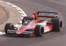 1978 Niki Lauda Brabham BT46-A