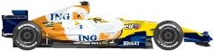 Formel-1-Saison 2008 Renault