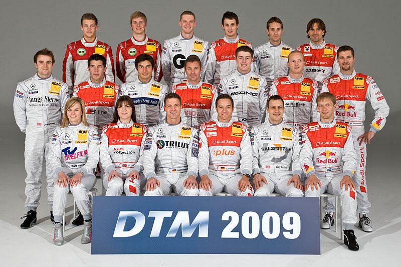 DTM-Saison 2009