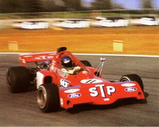 1972 Ronnie Peterson March 721X Ford