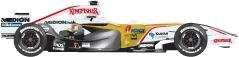 Formel-1-Saison 2008 Force India