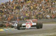 1983 Niki Lauda Mclaren MP4-1E TAG Porsche Tubo