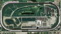 Indianapolis Motor Speedway Earth
