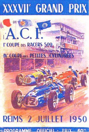Großer Preis Von Frankreich 1950 Motorsport Fandom Powered By Wikia