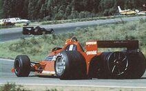 1978 Niki Lauda Brabham BT46B Alfa Romeo
