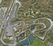 Circuit Park Zandvoort Earth