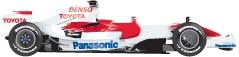 Formel-1-Saison 2008 Toyota