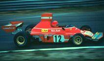 Niki Lauda Ferrari 312B3 Scuderia Ferrari