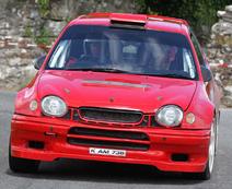 Gyoza Caminoa WRC red