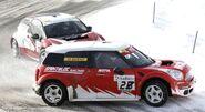 Monarch Ice Racer
