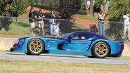 Patriot Trident GTR road car blue