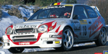 Gyoza Caminoa WRC Monte Carlo 2000