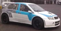 Nova Fernweh WRC white-chrome-blue