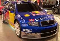 Nova Fernweh WRC Rouge Taurus