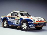 959 rally car porsche photo