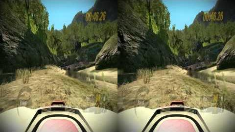 MotorStorm 3D Rift Stereoscopic Capture