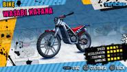 MSAE - Katana Oscar