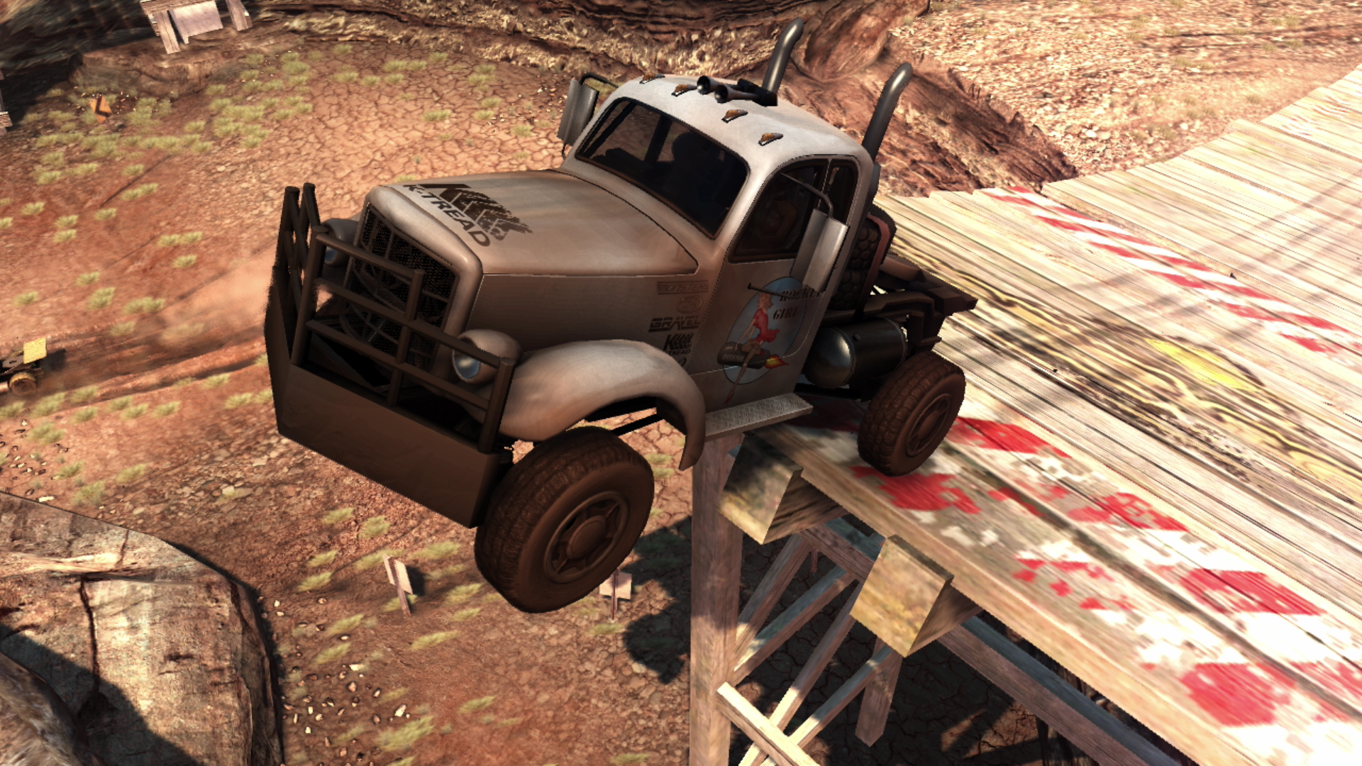 71feda7ff6c The Castro Varadero is a Big Rig that appears in the original MotorStorm