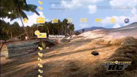 Motorstorm RC PS3 Theme