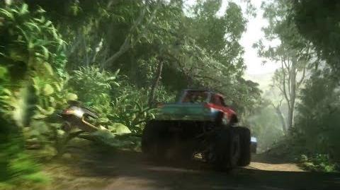 MotorStorm Pacific Rift - Teaser Trailer
