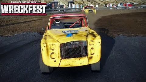 Wreckfest - Episode 21 - Clean Racing