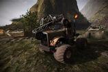 Mspr rollcage monster truck ride