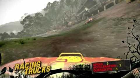 MotorStorm Pacific Rift Vehicles Trailer