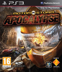MotorStormApocalypse