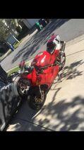 Ducati 888 Front