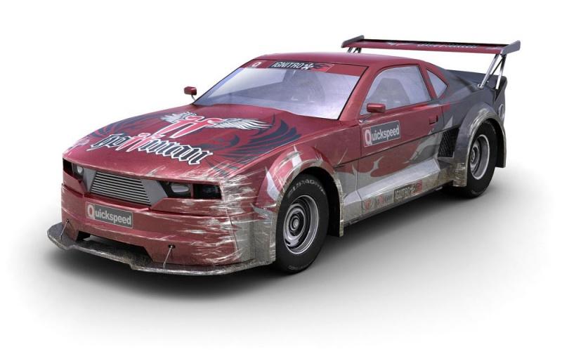 Muscle Cars Motorstorm Wiki Fandom Powered By Wikia