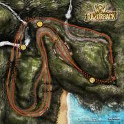 Razorback track