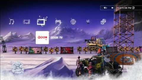PS3 MotorStorm Arctic Edge - Dynamic Theme Video (HD)