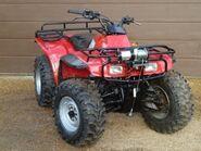 Honda big red winch 01 14 1