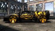Customization torquemada gold