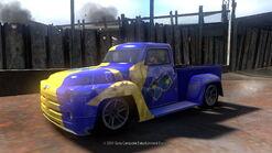 Dice truck